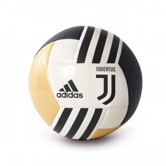 Bola de Futebol  adidas Juventus 2017-2018 White-Black-Gold metallic