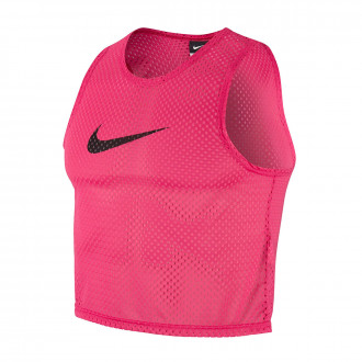 Peto  Nike Training BIB Vivid pink-Black