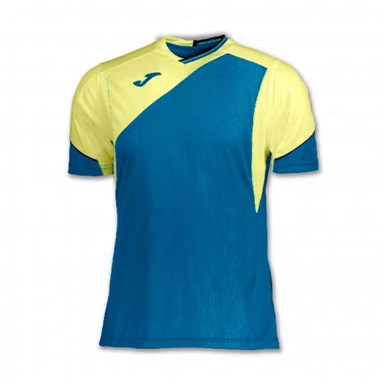 Camiseta  Joma Granada m/c Marino-Amarillo