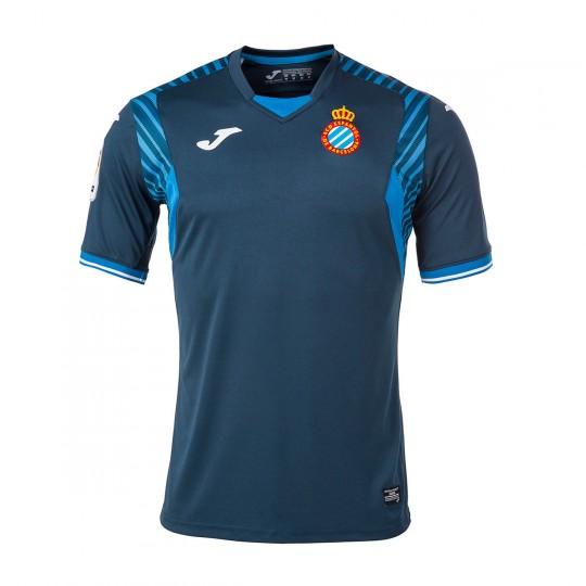 Camiseta  Joma RCD Espanyol Segunda Equipación 2017-2018 Azul marino