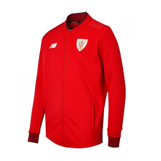 Chaqueta  New Balance AC Bilbao Walk Out 2017-2018 Red