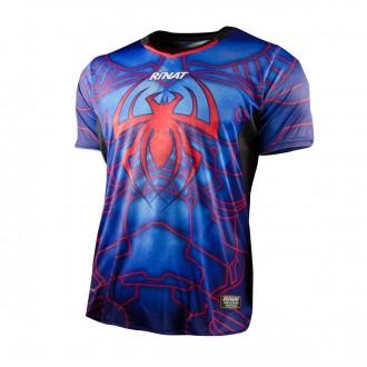 Camiseta  Rinat Aracnik m/c Azul-Rojo