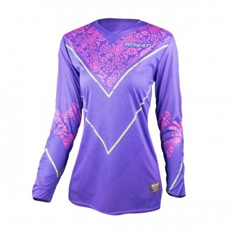 Camiseta  Rinat Etnik Mujer Violeta-Rosa