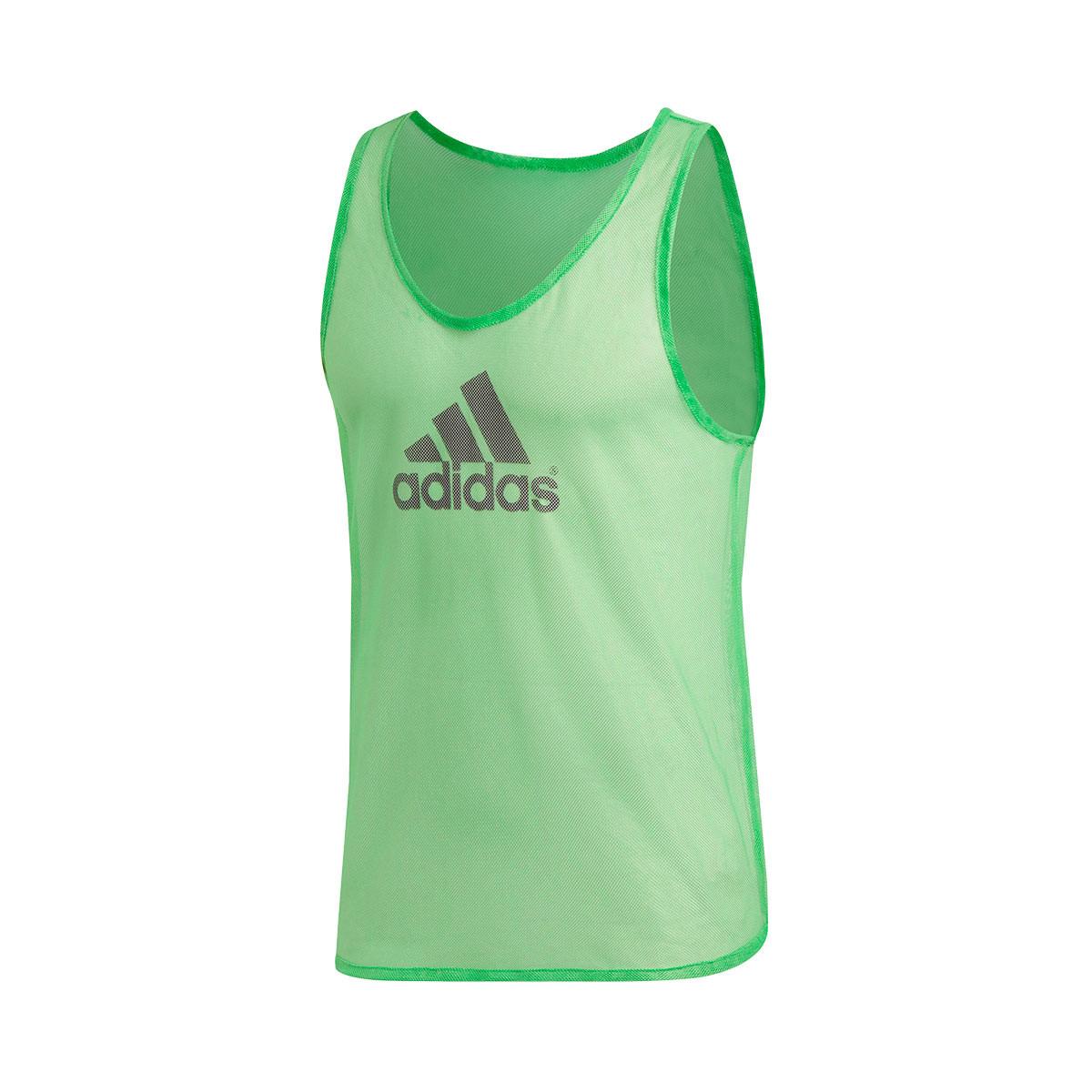9754feb5f Peto adidas Training Bib 14 Verde - Tienda de fútbol Fútbol Emotion