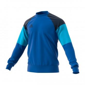 Sweatshirt  adidas Condivo 16 Azul-Navy