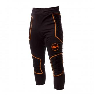 Capri pants  SP Fútbol Pantera Black