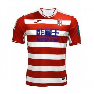 Camiseta  Joma Granada CF Primera Equipación 2017-2018 Rojo-Blanco