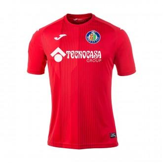 Camiseta  Joma Getafe CF Segunda Equipación 2017-2018 Rojo