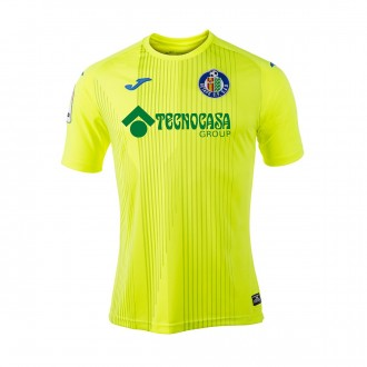 Camiseta  Joma Getafe CF Tercera Equipación 2017-2018 Amarillo