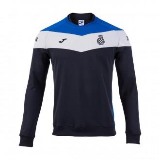 Sweatshirt  Joma RDC Espanyol Treino 2017-2018 Azul Marinho-Royal