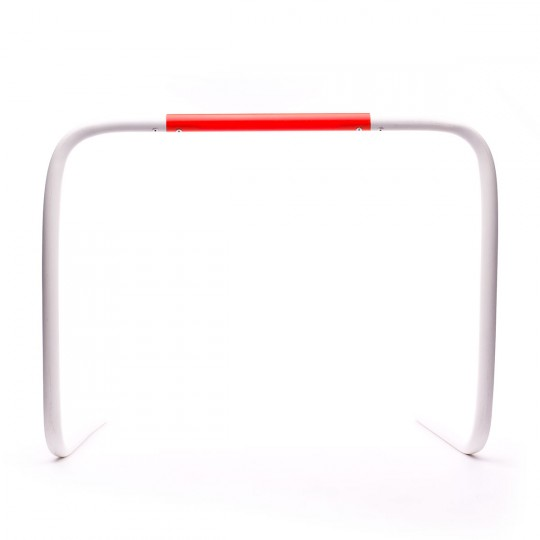 Valla  Jim Sports Abatible 50 cm Blanco-Rojo