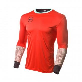 Camiseta SP Fútbol m/l Odín Rojo