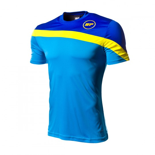 Camiseta  SP m/c Valor Azul