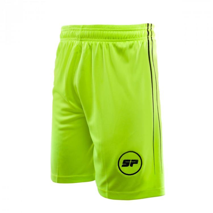 ebb8ea2151 Pantalón corto SP Fútbol Valor Amarillo - Tienda de fútbol Fútbol ...