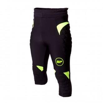 Capri pants  SP Fútbol Odín (Kevlar) Black