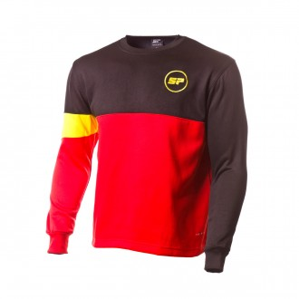 Sweatshirt  SP Valor Red-Black