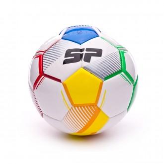 Bola de Futebol  SP Axeler Futsal II Branco-Multicolor