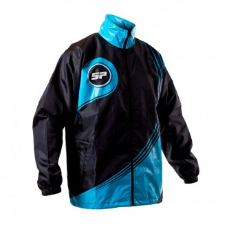Raincoat  SP Andreas II Black-Blue