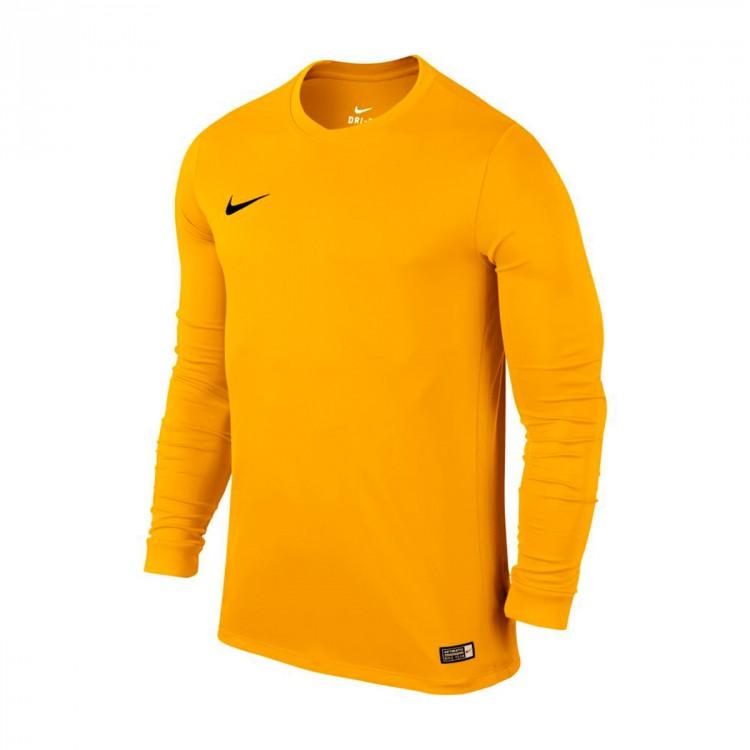 Jersey Nike Kids Park VI m l University gold-Black - Football store ... aa1eb127dd09b