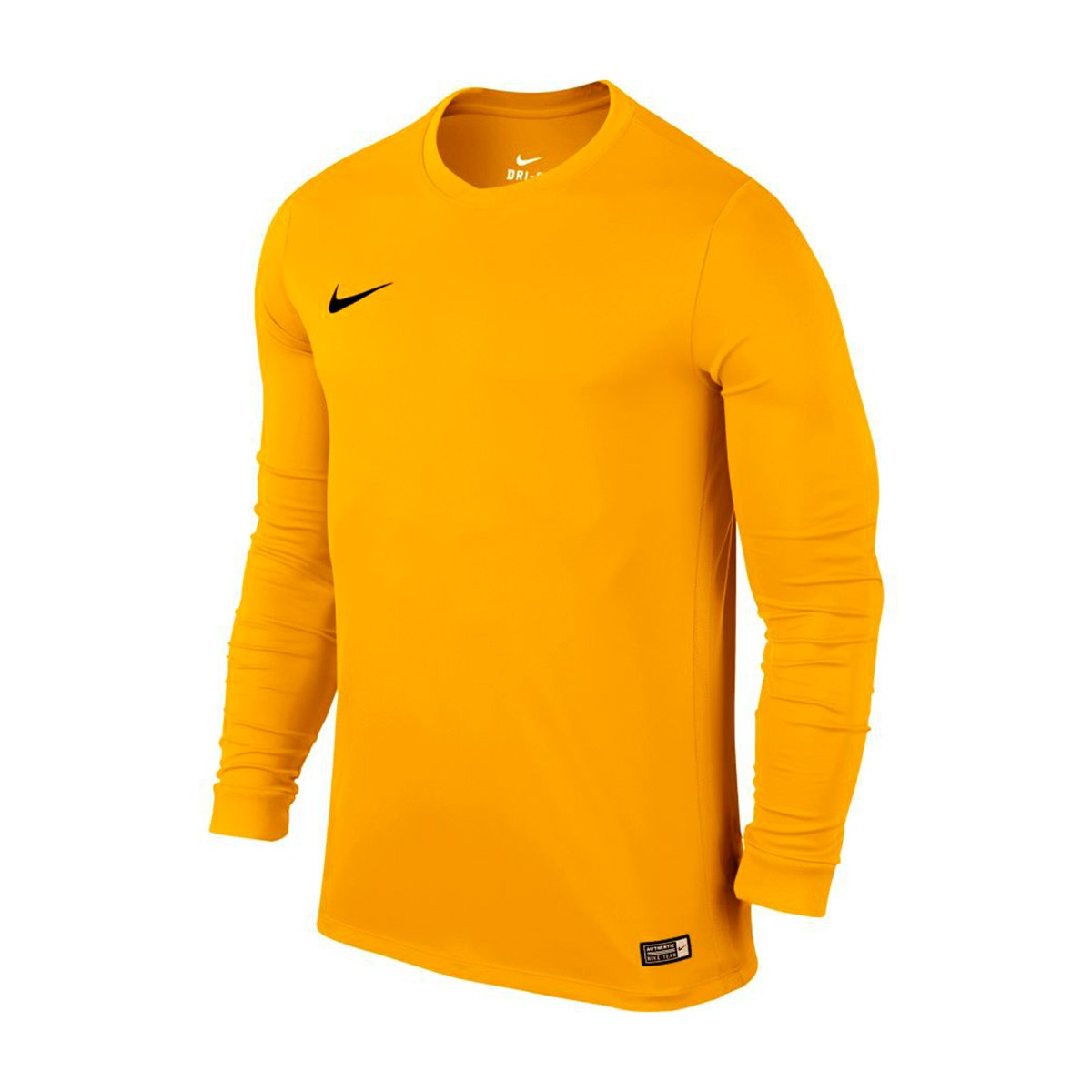 nuevo alto entrega gratis mejor selección de 2019 Jersey Nike Kids Park VI m/l University gold-Black - Football ...