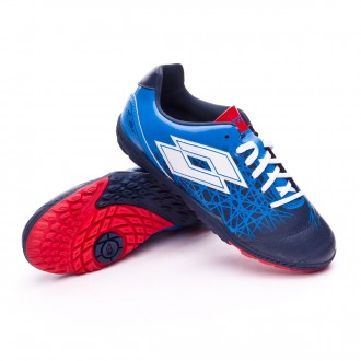 Sapatilhas  Lotto Zhero Gravity 700 IX Turf Niño Blue-White