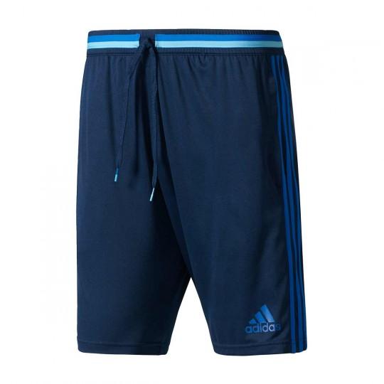Pantalón corto  adidas Condivo 16 Maruni-Azul