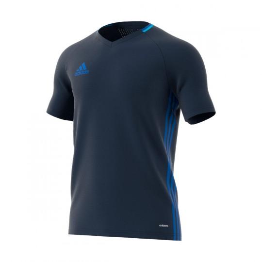 Camiseta  adidas Condivo 16 Maruni-Azul