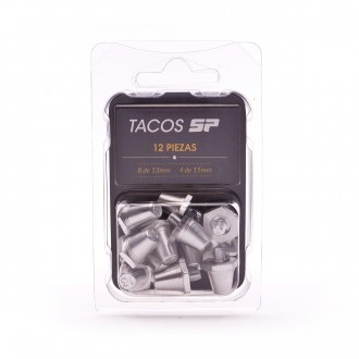 Pack  SP de Tacos 8x13mm + 4x15mm