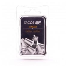 de Tacos 8x15mm + 4x17mm