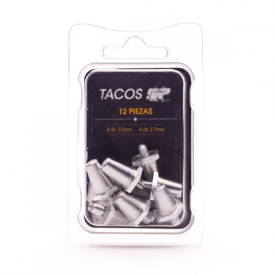 Pack  SP de Tacos 8x15mm + 4x17mm