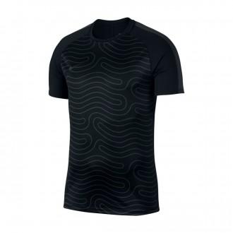 Camisola  Nike Dry Academy TopSS GX2 Black-Anthracite