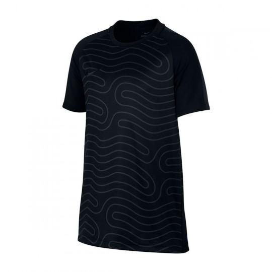 f6b69a4ba1 Jersey Nike Kids Dry Academy TopSS GX2 Black-Anthracite - Football store  Fútbol Emotion