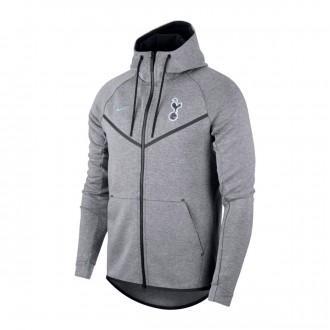 Sudadera  Nike Tottenham FC NSW 2017-2018 Carbon heather-LT armory blue