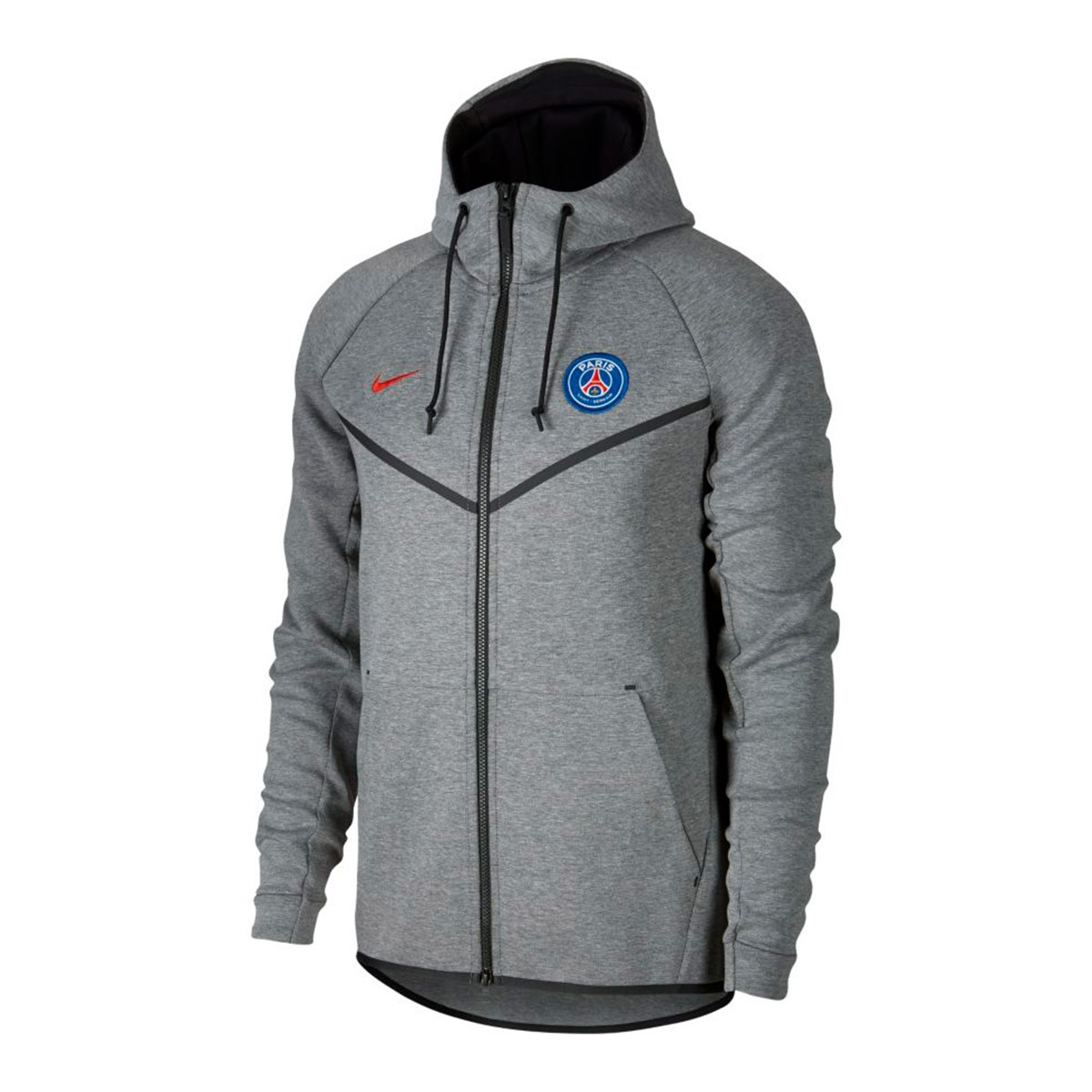 054e779ca Nike Paris Saint-Germain NSW 2017-2018 Sweatshirt. Carbon heather-Rush ...