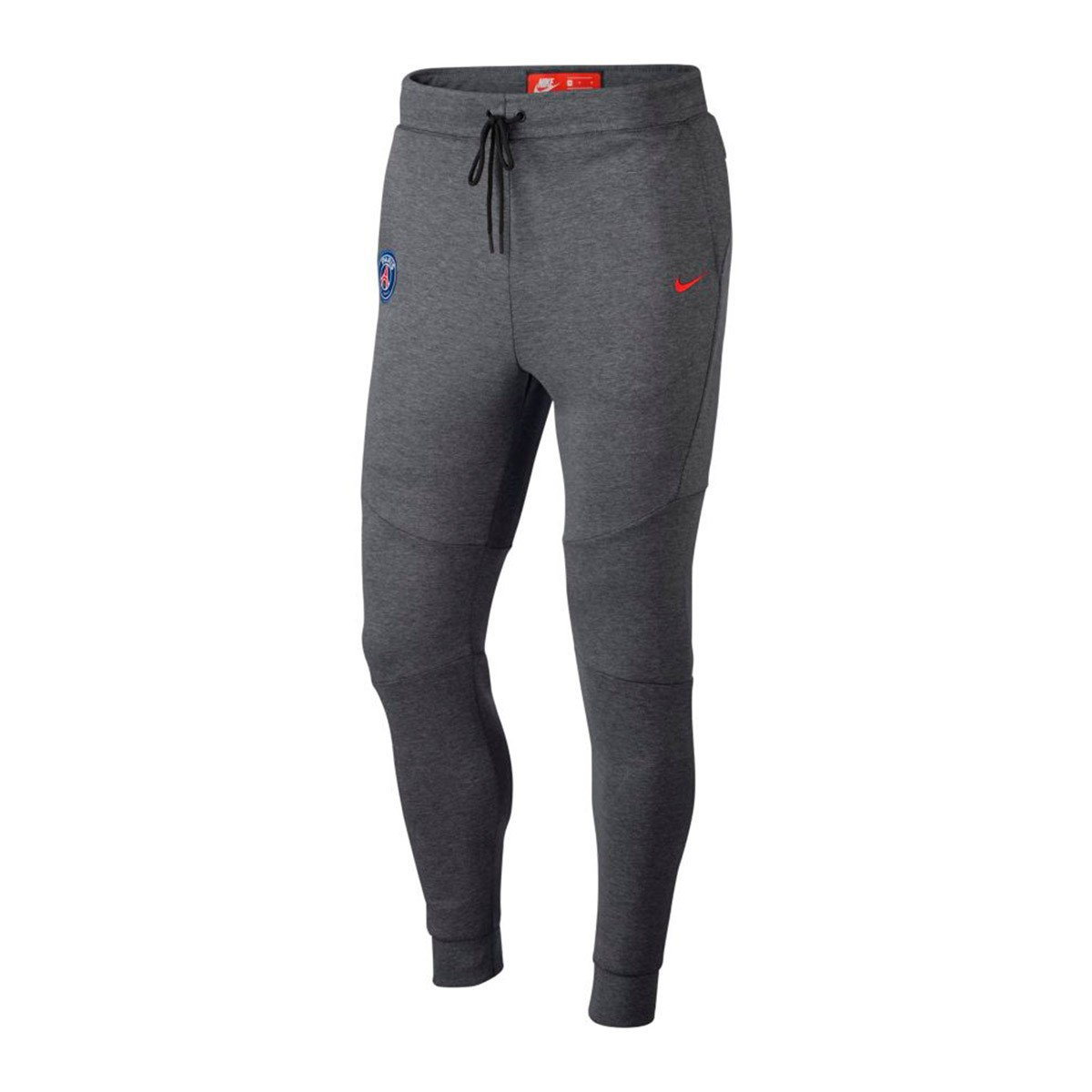 0354f936d Nike Paris Saint-Germain NSW 2017-2018 Long pants. Carbon heather-Rush ...
