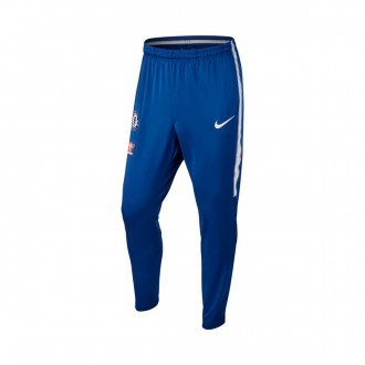 Calças  Nike Chelsea FC Dry Squad 2017-2018 Rush blue-White