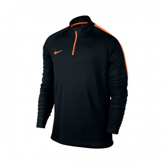Sweat  Nike Dry Academy Dril Top Black-Cone