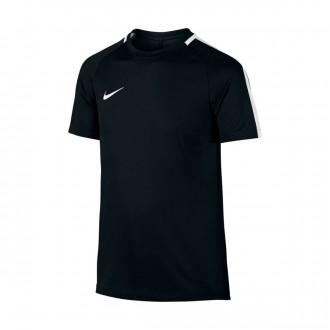 Camisola Nike Dry Academy Top Crianças Black-White