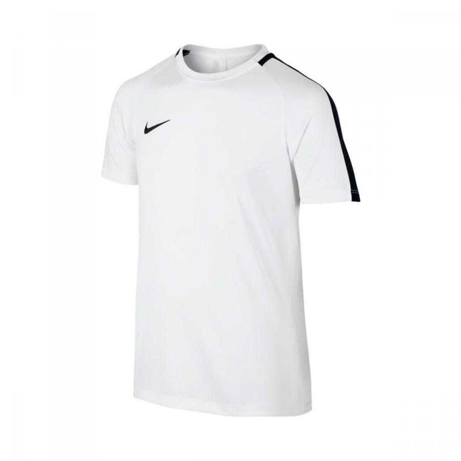 8003e894a0 Jersey Nike Kids Dry Academy Football White-Black - Leaked soccer