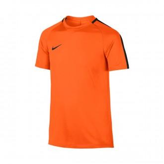 Camiseta  Nike Dry Academy Top Niño Cone-Black
