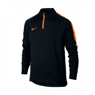 Sweat  Nike Dry Academy Dril Top Niño Black-Cone