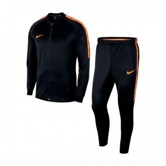 Chándal  Nike Dry Squad Dril Top Black-Cone