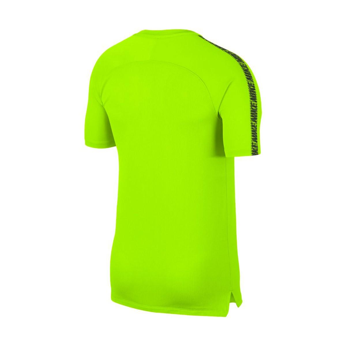 31905a944 Jersey Nike Breathe Squad Top SS Neymar Volt-Black - Tienda de ...