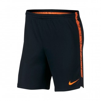 Short  Nike Dry Squad Football Black-Cone