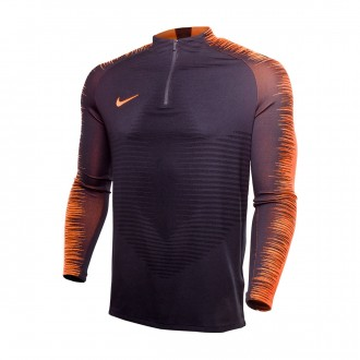 Sweat  Nike Aeroswift Strike Dril Top Black-Cone