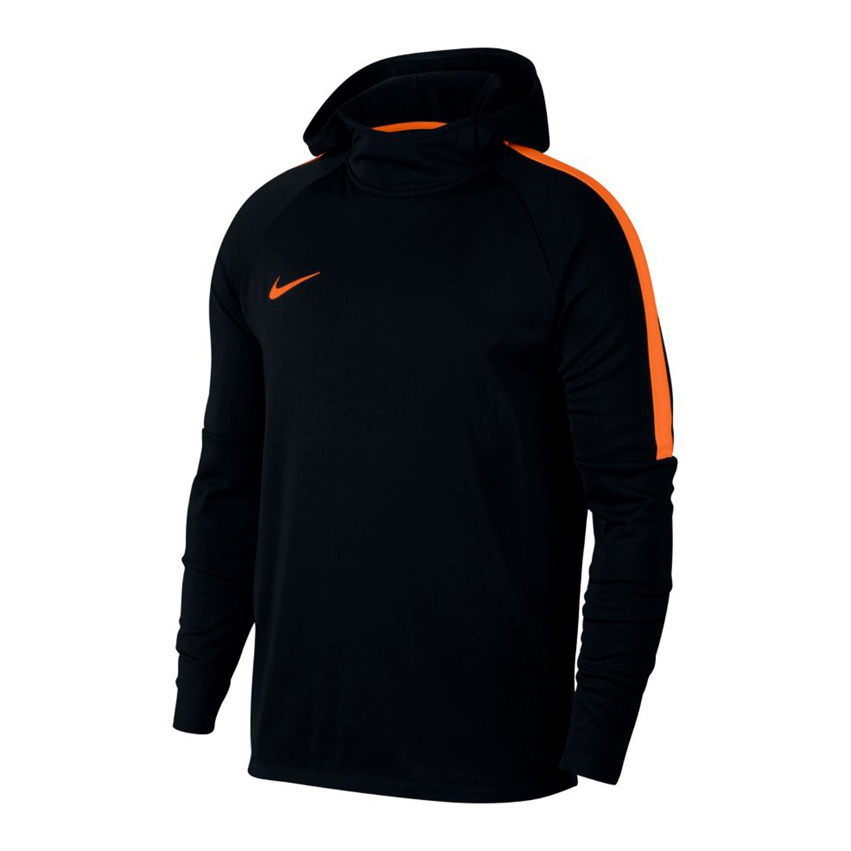Sweatshirt Nike Dry Academy Hoodie Black-Cone - Football store ... 076def783be74