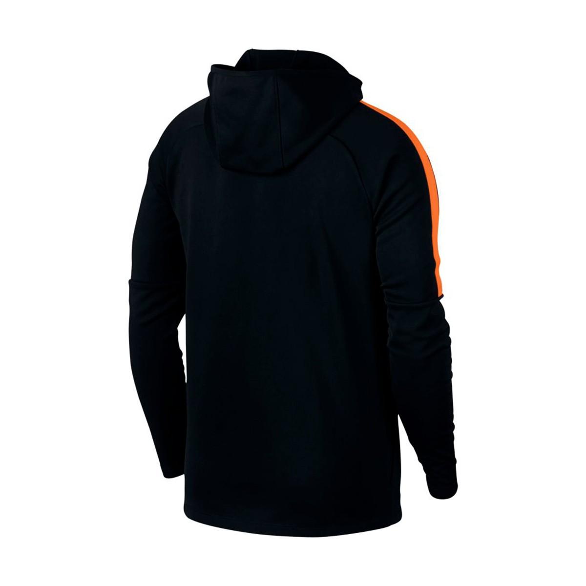 Sweatshirt Nike Dry Academy Hoodie Black-Cone - Football store ... 01e3c635b9170