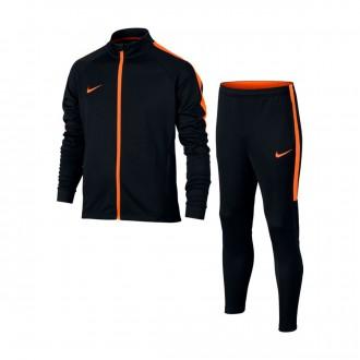 Chándal  Nike Dry Academy Niño Black-Cone