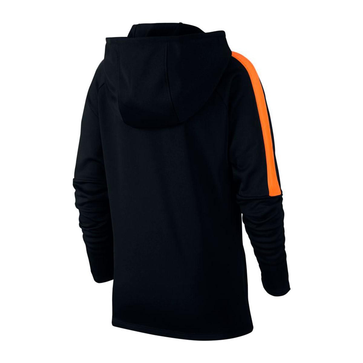 Sudadera Nike Dry Academy Hoodie Niño Black-Cone - Soloporteros es ... 2cecaf7b875a5
