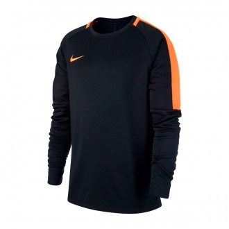 Sweat  Nike Dry Academy Crew Top Niño Black-Cone